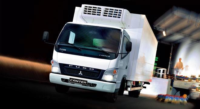 Mitsubishi Fuso Canter 2018 brand new