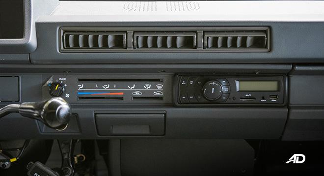 Mitsubishi L300 interior head unit philippines