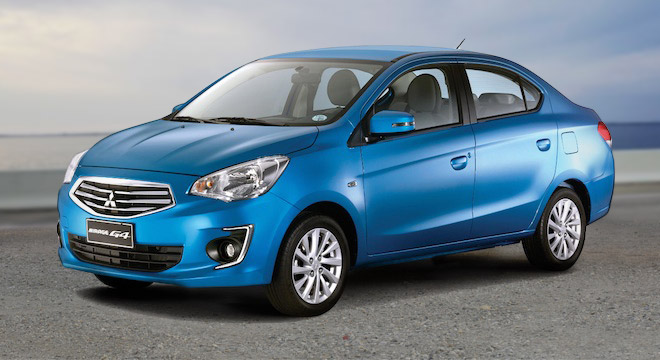 Mitsubishi Mirage G4 2019, Philippines Price & Specs