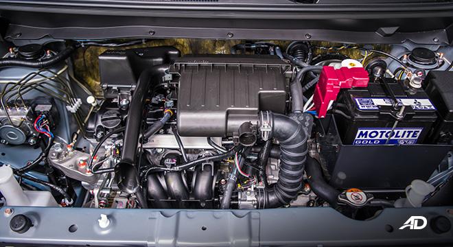 mitsubishi mirage g4 road test engine