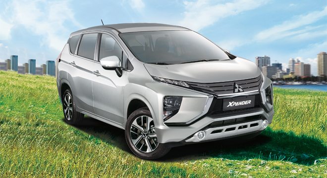Mitsubishi Xpander GLS AT 2019, Philippines Price & Specs | AutoDeal