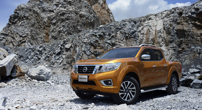 Nissan Navara 4x2 EL Calibre MT 2019, Philippines Price ...