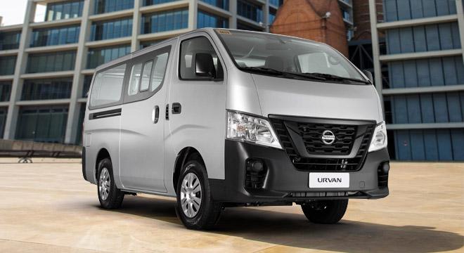 88c7683fb7f16e Nissan NV350 Urvan 2019