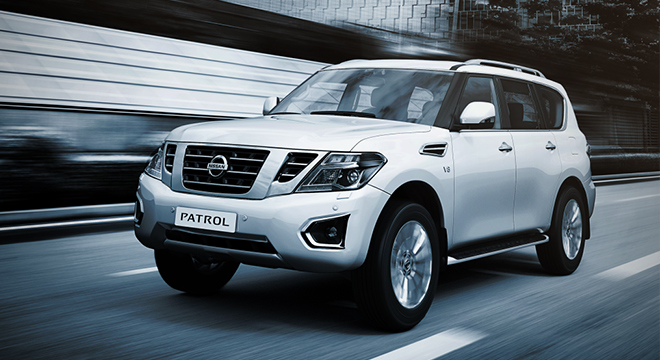 Nissan Patrol Royale 5.6 V8 4x4 AT 2019, Philippines Price ...