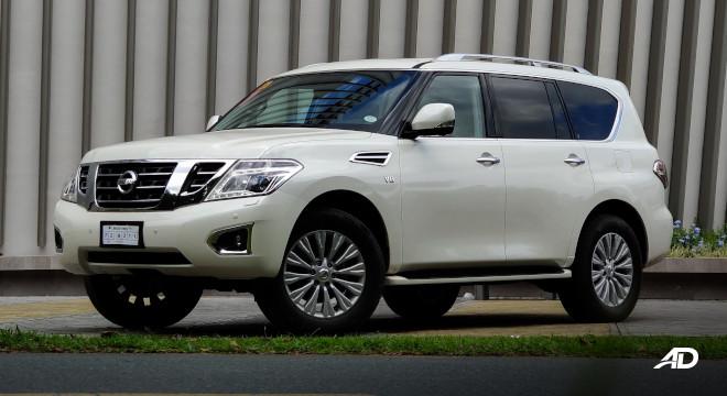 Nissan Patrol Royale Philippines