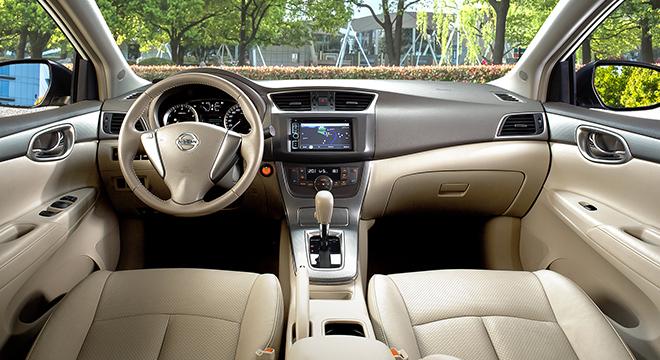 Nissan Sylphy Interior