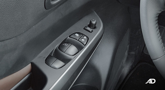 Nissan terra review road test door controls interior philippines