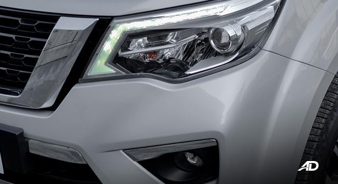 Nissan terra review road test fascia exterior