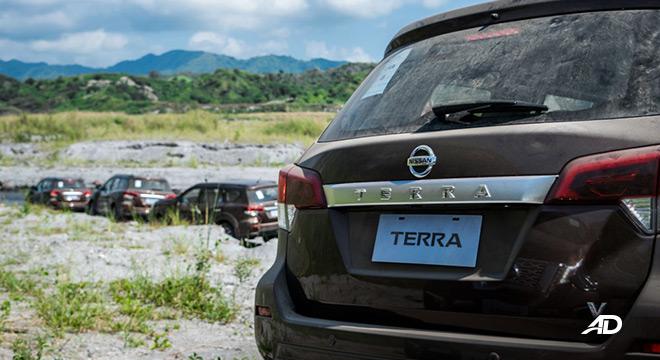Nissan Terra road test philippines