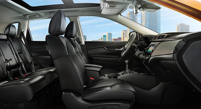Nissan Xtrail interior Philippines