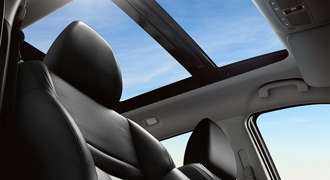 Nissan Xtrail sunroof