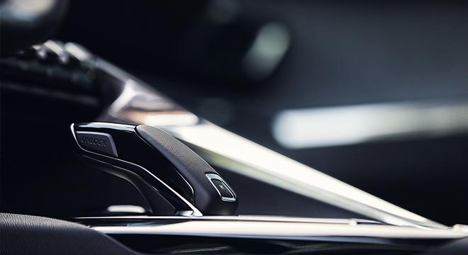 Peugeot 3008 2018 gear lever