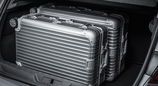 Peugeot 308 2018 trunk