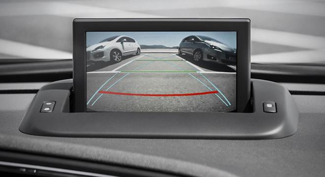 Peugeot 5008 2018 multimedia