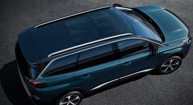 Peugeot 5008 2018 top