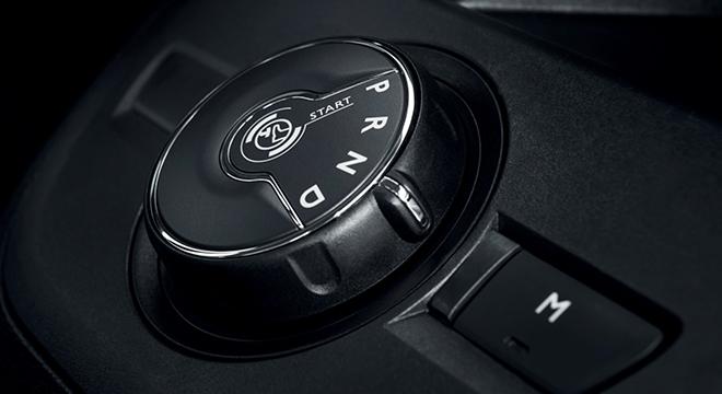 Peugeot Traveller 2018 gear lever
