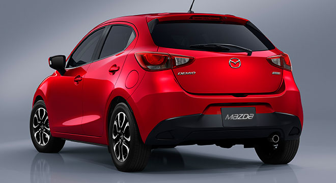 Mazda All-New 2 Hatchback