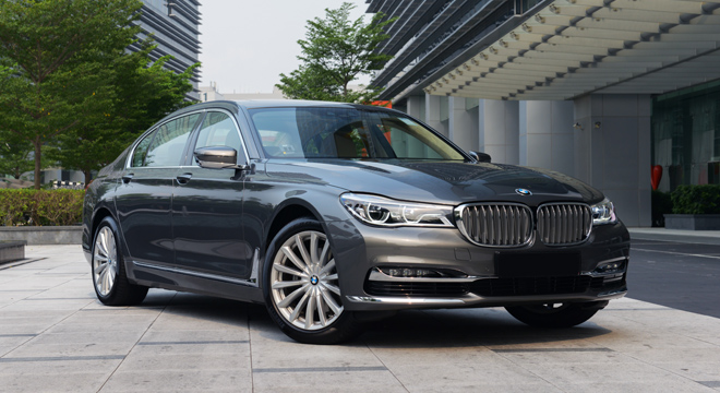 BMW 7 Series 750Li 2018 Philippines Price Specs
