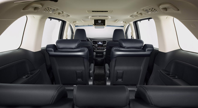 Honda All-New Odyssey