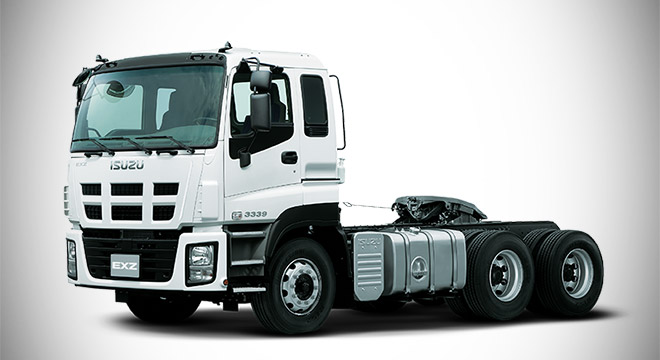 Isuzu E-Series
