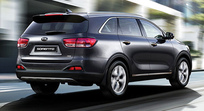 Kia All-New Sorento