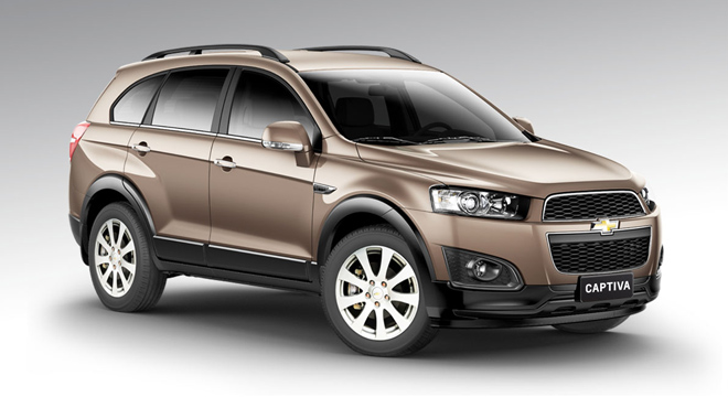 Used 2012 Chevrolet Captiva Sport SUV Pricing  For Sale