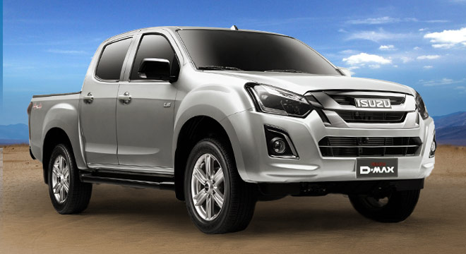 Isuzu New D-MAX