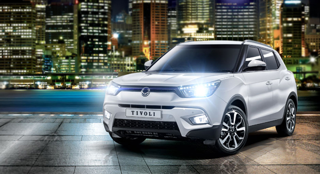 Philippines Car Price List >> SsangYong Tivoli 2018, Philippines Price & Specs | AutoDeal