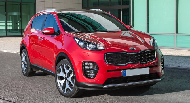 Kia All-New Sportage