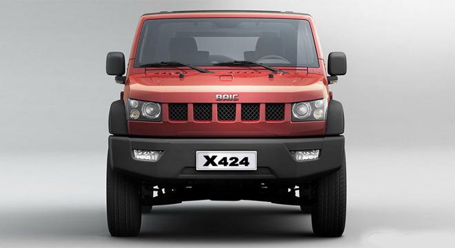 BAIC X424 Standard
