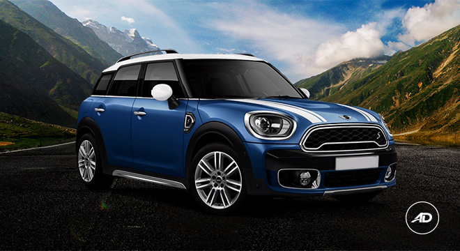 mini cooper countryman 2018 philippines price specs. Black Bedroom Furniture Sets. Home Design Ideas