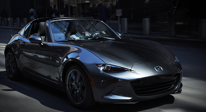mazda mx 5 rf 2018 philippines price specs autodeal. Black Bedroom Furniture Sets. Home Design Ideas
