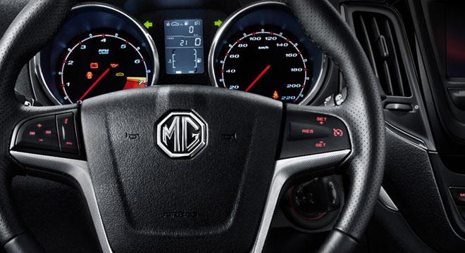 MG MG5