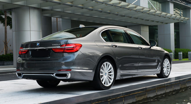 BMW 7 Series 2018 Philippines Price Specs