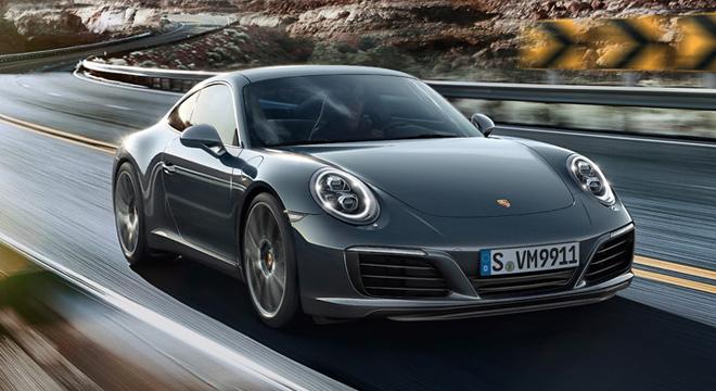 Porsche 911 Carrera 2018