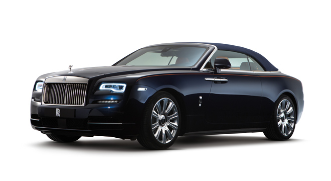 Rolls-Royce Dawn 2018 Philippines