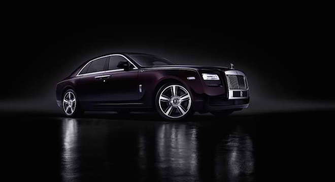 Rolls-Royce Ghost 2018 Philippines