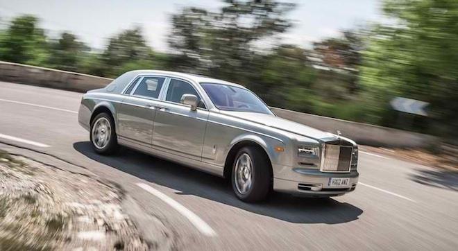 Rolls-Royce Phantom 2018 Philippines