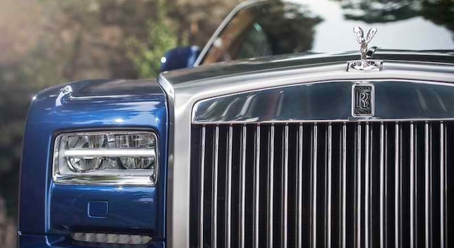 Rolls-Royce Phantom Coupe 2018 Philippines luxury car