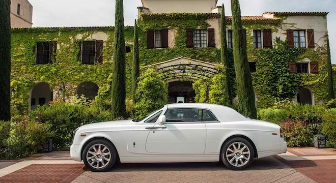 Rolls-Royce Phantom Coupe 2018 Philippines white