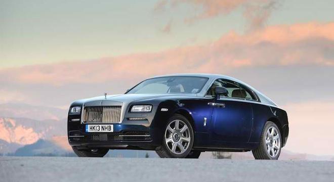 Rolls-Royce Wraith 2018 Philippines