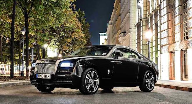 Rolls-Royce Wraith 2018 Philippines black