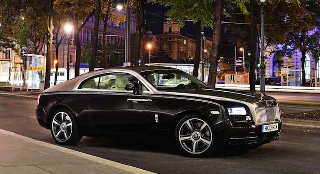 Rolls-Royce Wraith 2018 Philippines brand new