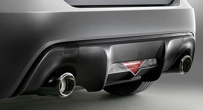 Subaru BRZ Exhaust