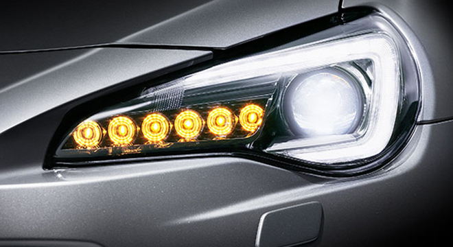 Subaru BRZ Headlight