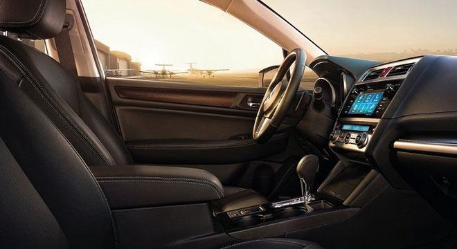 Subaru Legacy Interior