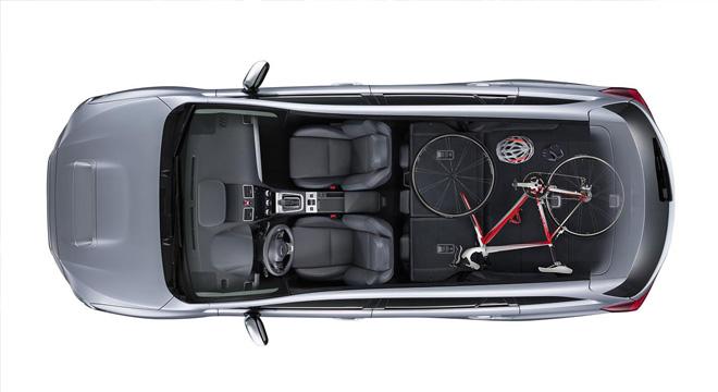 Subaru Levorg Seats