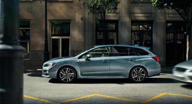 Subaru Levorg Side