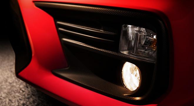 Subaru WRX Fog Lamps