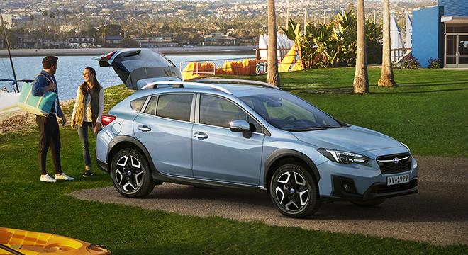 Subaru XV Side